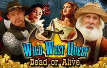 Wild West Quest: Dead or Alive Badge