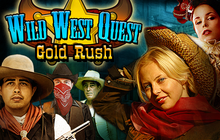 Wild West Quest: Gold Rush Badge
