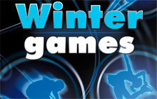 Winter Games Badge