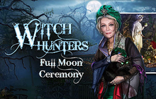 Witch Hunters: Full Moon Ceremony Badge