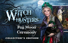 Witch Hunters: Full Moon Ceremony Collector's Edition Badge