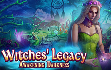 Witches' Legacy: Awakening Darkness Badge