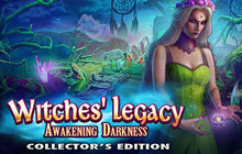 Witches' Legacy: Awakening Darkness Collector's Edition Badge