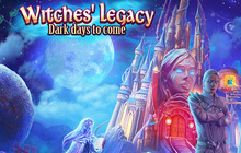 Witches' Legacy: Dark Days to Come Badge
