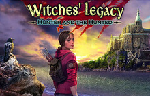 Witches' Legacy: Hunter and the Hunted Badge