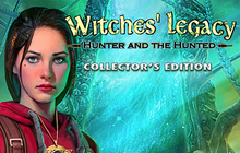 Witches' Legacy: Hunter and the Hunted Collector's Edition Badge