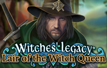 Witches' Legacy: Lair of the Witch Queen Badge