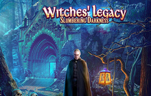 Witches' Legacy: Slumbering Darkness Badge