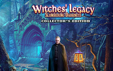 Witches' Legacy: Slumbering Darkness Collector's Edition Badge