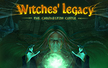 Witches' Legacy: the Charleston Curse Collector's Edition Badge