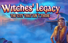 Witches' Legacy: The City That Isn't There Badge