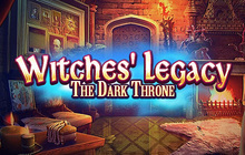 Witches' Legacy: The Dark Throne Badge
