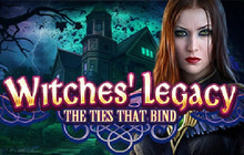 Witches' Legacy: The Ties That Bind Badge