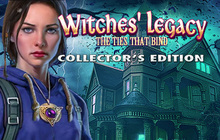 Witches' Legacy: The Ties That Bind Collector's Edition Badge