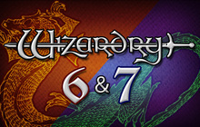 Wizardry 6 & 7 Badge