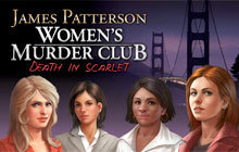 Women's Murder Club: Death In Scarlet Badge