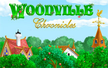 Woodville Chronicles Badge