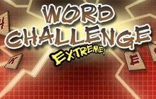 Word Challenge Extreme Badge