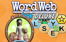 Word Web Deluxe Badge
