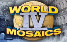 World Mosaics 4 Badge