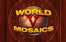 World Mosaics 5 Badge
