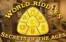 World Riddles: Secrets of the Ages Badge