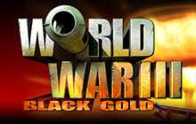 World War III Black Gold Badge
