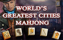 World's Greatest Cities Mahjong Badge