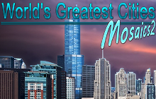 World's Greatest Cities Mosaics 2 Badge