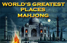 World's Greatest Places Mahjong Badge