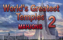 World's Greatest Temples Mahjong 2 Badge