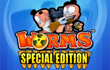 Worms Special Edition Badge
