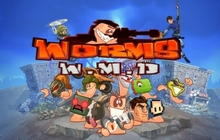 Worms W.M.D. Badge
