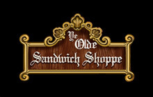 Ye Olde Sandwich Shoppe Badge