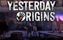 Yesterday Origins Badge