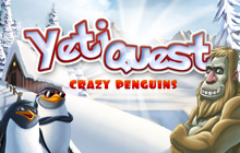Yeti Quest – Crazy Penguins Badge