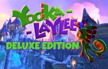 Yooka-Laylee Deluxe Edition Badge