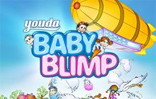 Youda Baby Blimp Badge