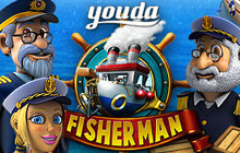 Youda Fisherman Badge