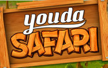 Youda Safari Badge