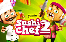 Youda Sushi Chef 2 Badge