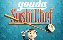 Youda Sushi Chef Badge