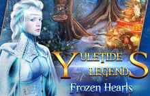 Yuletide Legends: Frozen Hearts Badge
