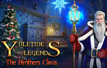 Yuletide Legends: The Brothers Claus Badge