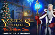 Yuletide Legends: The Brothers Claus Collector's Edition Badge