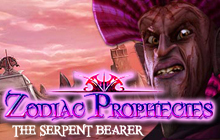 Zodiac Prophecies: The Serpent Bearer Badge