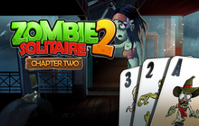 Zombie Solitaire 2 Chapter Two Badge