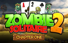 Zombie Solitaire 2 Chapter One Badge