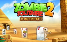 Zombie Solitaire 2 Chapter Three Badge