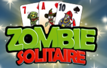 Zombie Solitaire Badge